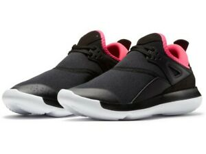 NIKE AIR JORDAN FLY 89 GG LOW TRAINERS TRAINERS MEN SHOES BLACK/PINK SIZE 9 NEW