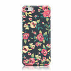 SHABBY CHIC CUTE FLORAL ROSES FLOWERS CASE COVER FOR APPLE IPHONE MOBILE PHONES