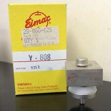 TUBO EIMAC Y-808 NUOVO INSCATOLATO conduzione raffreddato 4CX250B
