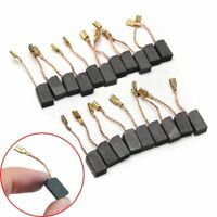 20pcs Motor Carbon Brushes Power Tool fits Angle Drill Grinder Rotary Hammer