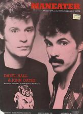 Maneater-Daryl Hall & John Oates - 1982 Partituras