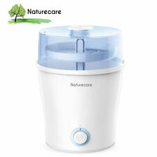 Bottle Electric Steam Sterilizer Baby Milk 5 Bottles Cleaner Drying Machine