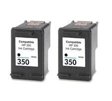 Cartucho 2x XXL Black para 350XL Photosmart c4380 c4384 c4385 c4400 Non-Oem HQ