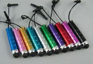 MINI Universal Capacitive Stylus Pen For Mobile Phone Tablet iPad iPhone 2pieces