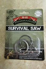 M48 Kommando Survival Wire Saw Military Emergency Camping Hiking Outdoor Tool