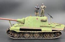 1/35 Scale German End Of War Jagdtiger