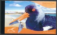 2009 ALDERNEY RESIDENT BIRDS PART 4: WADERS PRESTIGE BOOKLET FINE MINT MNH