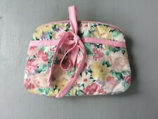 Women's Floral Cosmetic Bag (Fc)