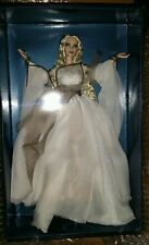 Barbie Haunted Beauty Ghost Doll Gold Label + yellow box shipper NIB