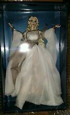 Barbie Haunted Beauty Ghost Doll Gold Label + yellow box shipper NIB