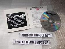CD Folk The Chieftains - The Long Black Veil (3 Song) Promo BMG RCA +presskit