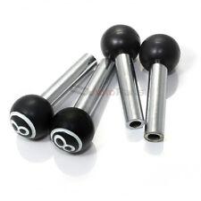 4 Custom Pool 8 Ball Interior Door Lock Knobs Pins for Car-Truck-HotRod-Classic