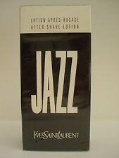 Yves Saint Laurent YSL Jazz After shave lotion 50mL (1.6 OZ) neu / folie