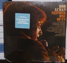 Bob Luman Neither One Of Us SEALED NEW vinyl LP record cut out Epic Records