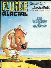 FLUIDE GLACIAL N°47. Mai 1980.