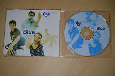 Blue4u - Blue. CD-Single (CP1708)