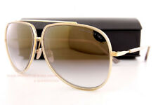 fe6a58a0c526 DITA Sunglasses Condor-two 21010b Grey Crystal Cream 18k Gold mirror