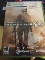 Call of Duty: Modern Warfare 2 (Xbox 360, 2009) Complete w/ Manual - Tested