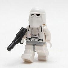 LEGO Star Wars Episode 4/5/6 Snowtrooper Minifig 4483 AT-AT 2003 Version Rare