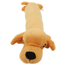 Cartoon Dog Toy Plush Dog Pattern Squeaky Sound Toy Puppy Cat Pets Product G