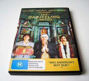 THE DARJEELING LIMITED - DVD
