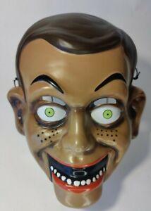 Goosebumps Slappy the Dummy Mask