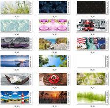 Küchenrückwand PREMIUM AcrylGlas 500 Motive Spritzschutz Preisvorschlag 120x60cm