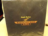 FRANK MARINO & MAHOGANY RUSH / LIVE /  VG+