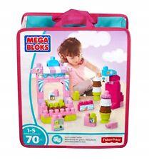 Mega Bloks Ice Cream Parlor Building Set *Distressed Packaging