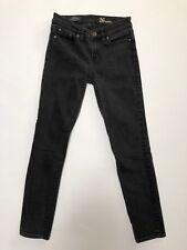 J.CREW Womens Jeans 26 Toothpick Skinny Gray Grey Denim