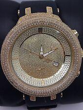 New Joe Rodeo Master 677 Diamonds 6.50 CT Bezel Luxury Mens Watch In Best Offer