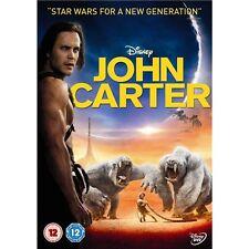 John Carter (DVD, 2012)