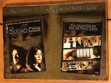 Da Vinci Code Exclusive Wide Screen Bonus Pack! Dvd Set
