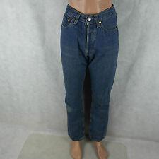Levis Herren Jeans Gr. W27-L30 Model 501