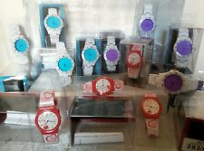 WHOLESALE JOB LOT 12 MIXED IDENTITY LONDON UNISEX/ GIRLS WATCHES RRP £200 JOBLOT