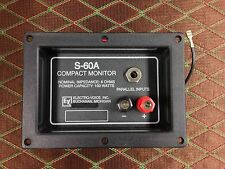 ELECTRO VOICE CROSSOVER FOR S-60A MONITOR (PART # 83067) - NEW OLD STOCK