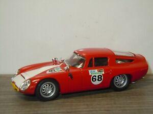 Alfa Romeo TZ1 Racing - Best Model Italy 1:43 *40484