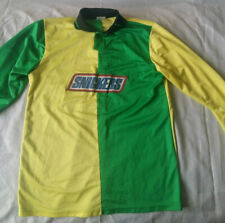 Vintage 1994 Snickers Jersey Shirt Mens Size: L
