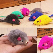 Bestseller! 2pcs falsche Mini Maus für Haustier-Katzen Spielzeug Lustige Machen