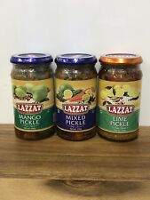 Authentic Imported Lime , Chutney & Mixed Pickle Pack 3 X 330g From Pakistan