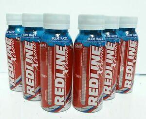 VPX Redline Xtreme Ultimate Energy Rush Drink 8 fl oz 6 Bottles(Select Flavor).