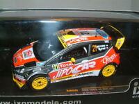 1/43 IXO FORD FIESTA RS WRC 2013 MONTE CARLO RALLY ,PROKOP,#21. #RAM545