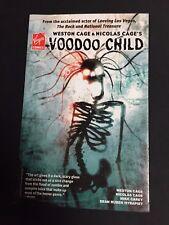 Nicolas Cage's VOODOO CHILD V. 1 Virgin Comics -  trade paperback