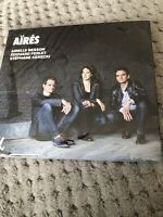 Airelle Besson, Edouard Ferlet & Stéphane Kerecki - Aires - CD - New Sealed