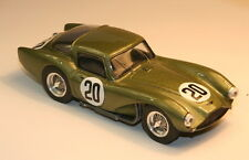 ASTON MARTIN DB3 S N°20 LE MANS 1954 GAMMA MODELS BUIL UP PINKO LINE 1/43