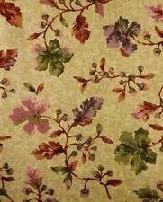 ACORN HOLLOW Fabric by Nancy Halvorsen for Benartex Cotton by the yard