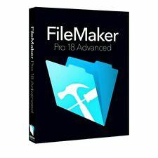 Filemaker Pro 18 Advanced Windows/MAC Multilingual