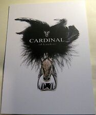 Advertising retail Cardinal of London - unposted