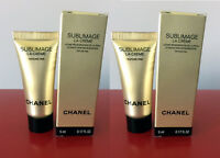 CHANEL SUBLIMAGE LA CRÈME ULTIMATE SKIN REGENERATION TEXTURE FINE Lot of 2