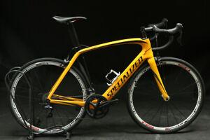2016 Specialized Venge Expert 56cm Custom Build Orange Ultegra R8000 11s Carbon